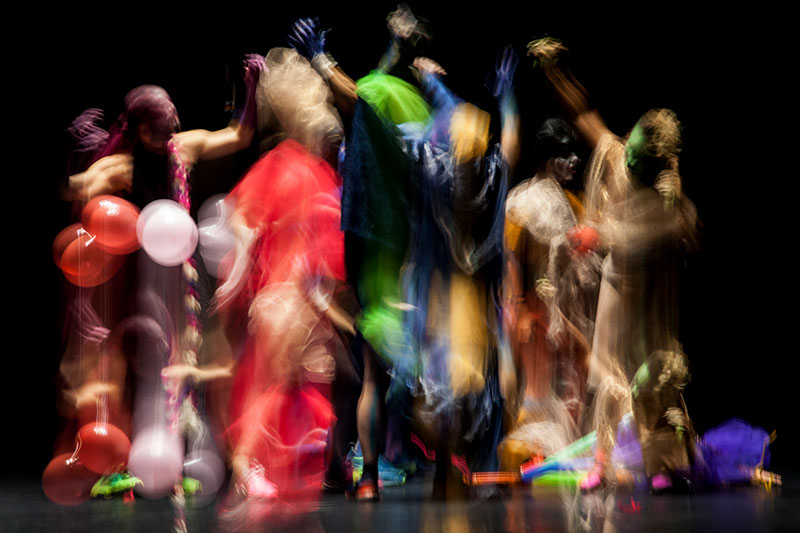 Ballroom - spectacle de 2019 de la Compagnie F Arthur Perole