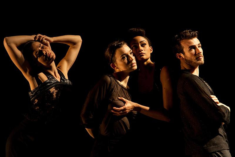 Scarlett - spectacle de 2015 de la Compagnie F Arthur Perole